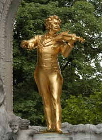 Johann Strauss Memorial